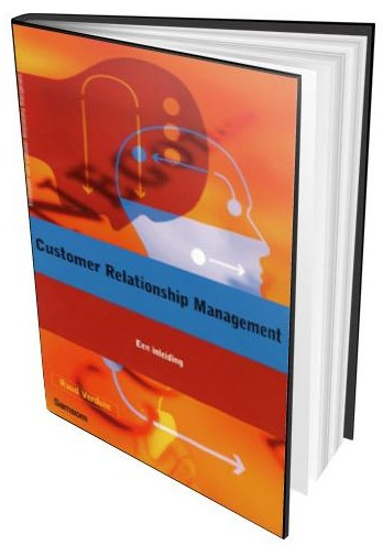 customer relationship management boek door Ruud Verduin